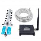 Усилитель сигнала Power Signal 2100 MHz (для 2G) 65 dBi, кабель 10 м., комплект